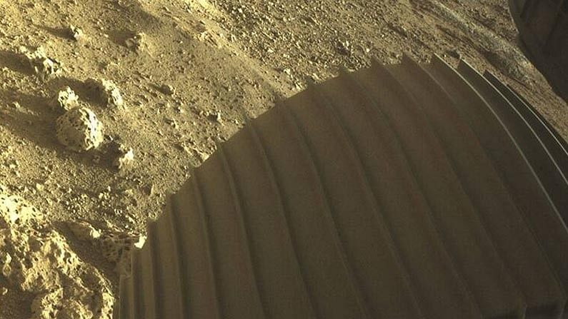 MARS PHOTOS RELEASED BY NASA