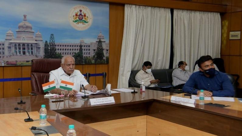 CM BS Yediyurappa interacts with ASHA workers in Karnataka during coronavirus times 2