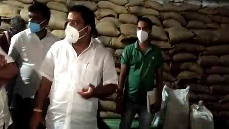 MLA Reveals golmal in minister umesh katti department