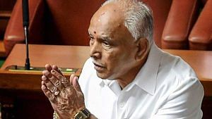 BS Yediyurappa exit from Karnataka chief ministership expected but i wont suggest any name for next cm