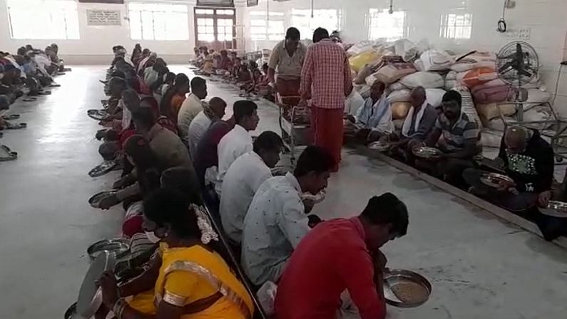 Mysuru Nanjanagudu Temple Food