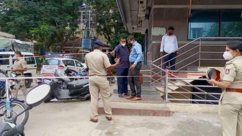 Rowdy sheeter babli murdered in bank in koramangala bengaluru 2