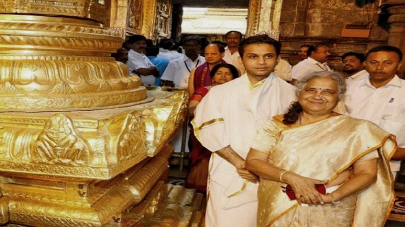 Infosys Sudha Murty appointed as Tirumala Tirupati Devasthanams Board chairman says social media posts but not in reality