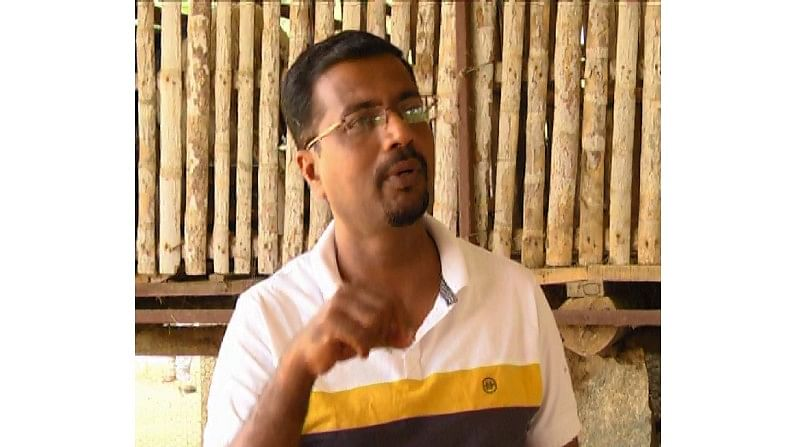 Suresh Babu Kolar Farmer