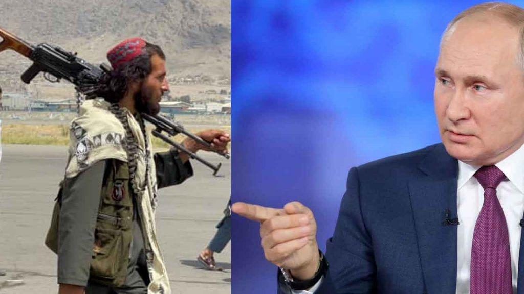 Afghanistan-Putin