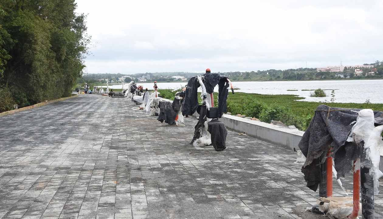 Dharwad Lake Development
