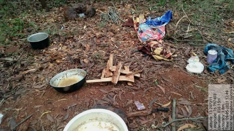 Gubbi forest officials shoot sandalwood smugglers
