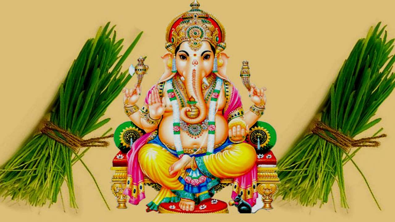 ganesha chaturthi 2021 Trivia offer these five things to lord ganesha 3