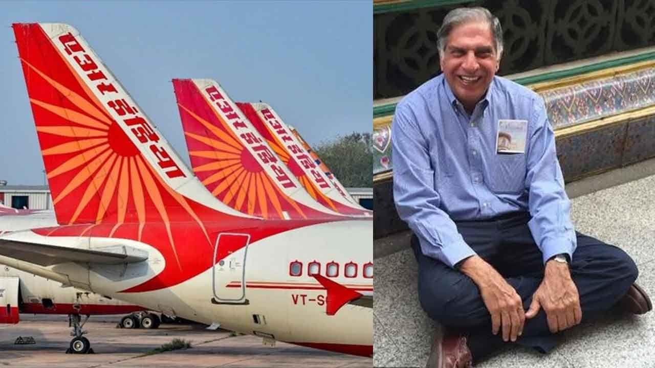 Air India Bid Winner: ವೆಲ್ಕಮ್ ಬ್ಯಾಕ್ ಏರ್ ಇಂಡಿಯಾ: ಬಿಡ್ ವಿಜೇತ ಟಾಟಾ ಸನ್ಸ್ ಅಧ್ಯಕ್ಷ ರತನ್ ಟಾಟಾ ಭಾವುಕ ಪತ್ರ