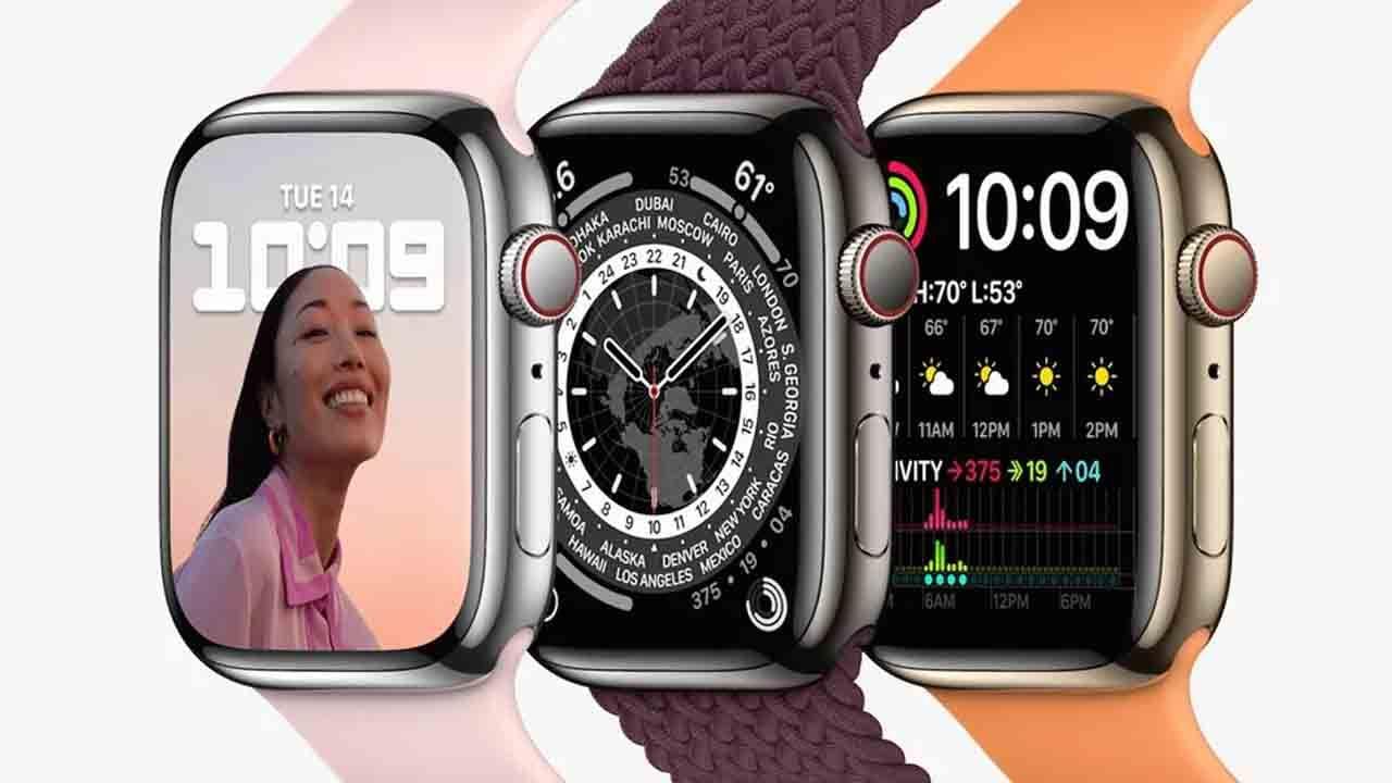 Apple Watch Series 7: ಆಪಲ್ ವಾಚ್ ಸರಣಿ 7 ಭಾರತದಲ್ಲಿ ಅ.15ರಿಂದ ಮಾರಾಟಕ್ಕೆ; ಬೆಲೆ ಮತ್ತಿತರ ವಿವರ ಹೀಗಿದೆ