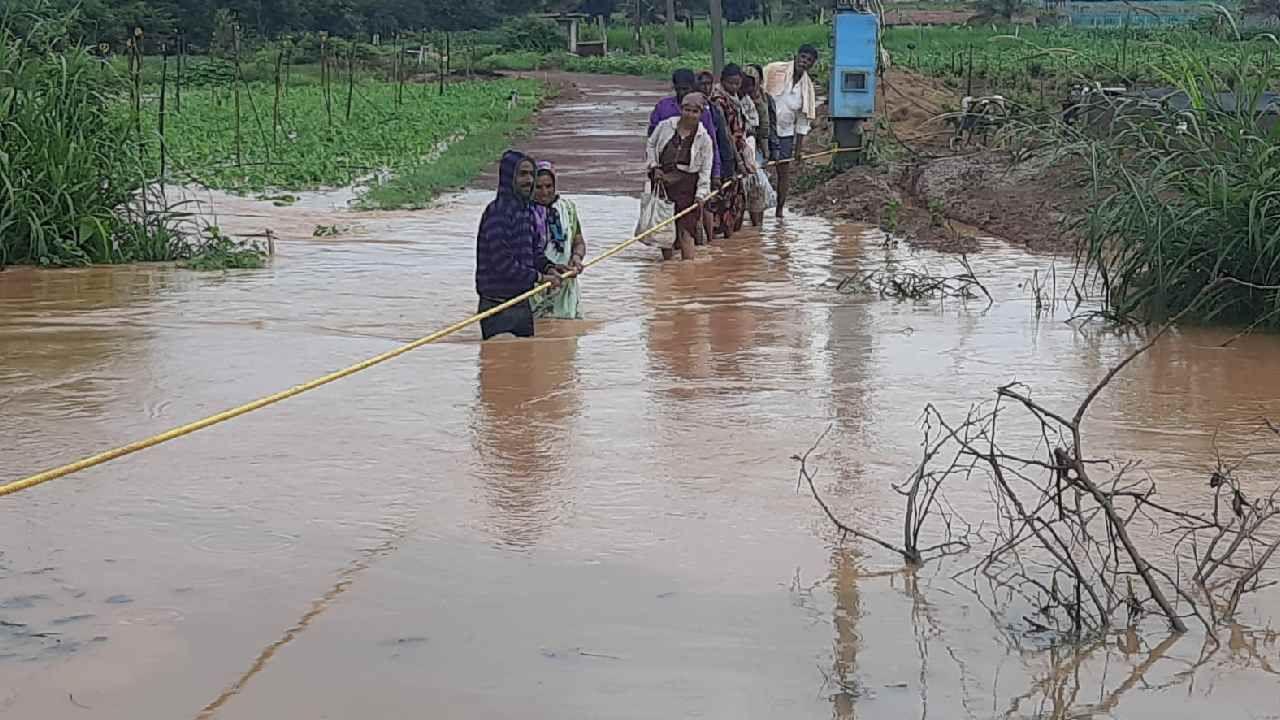 Rain effect in Doddaballapur