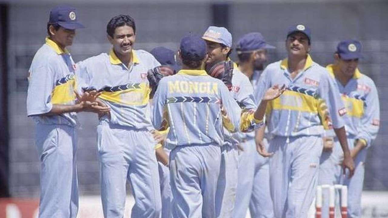 1996ರ ಏಕದಿನ ವಿಶ್ವಕಪ್ ಜೆರ್ಸಿ