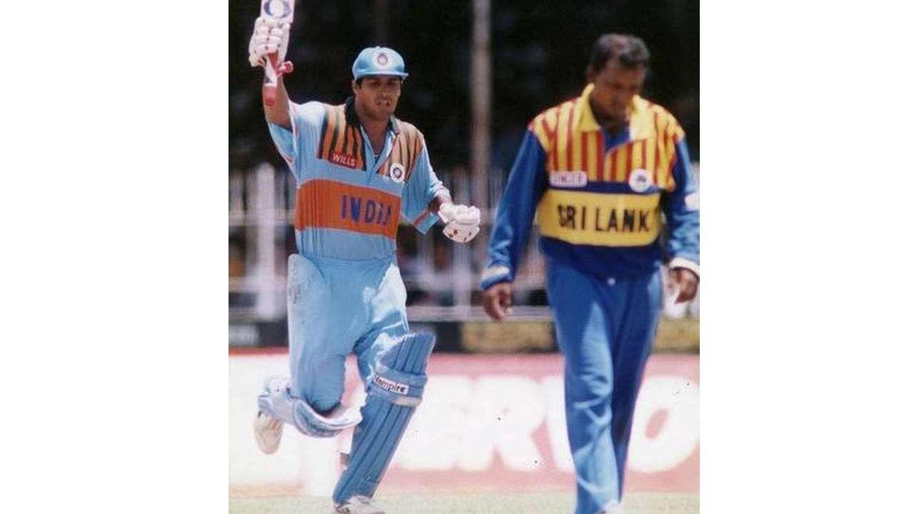 1997ರ ಶ್ರೀಲಂಕಾ ಸರಣಿಯ ಜೆರ್ಸಿ