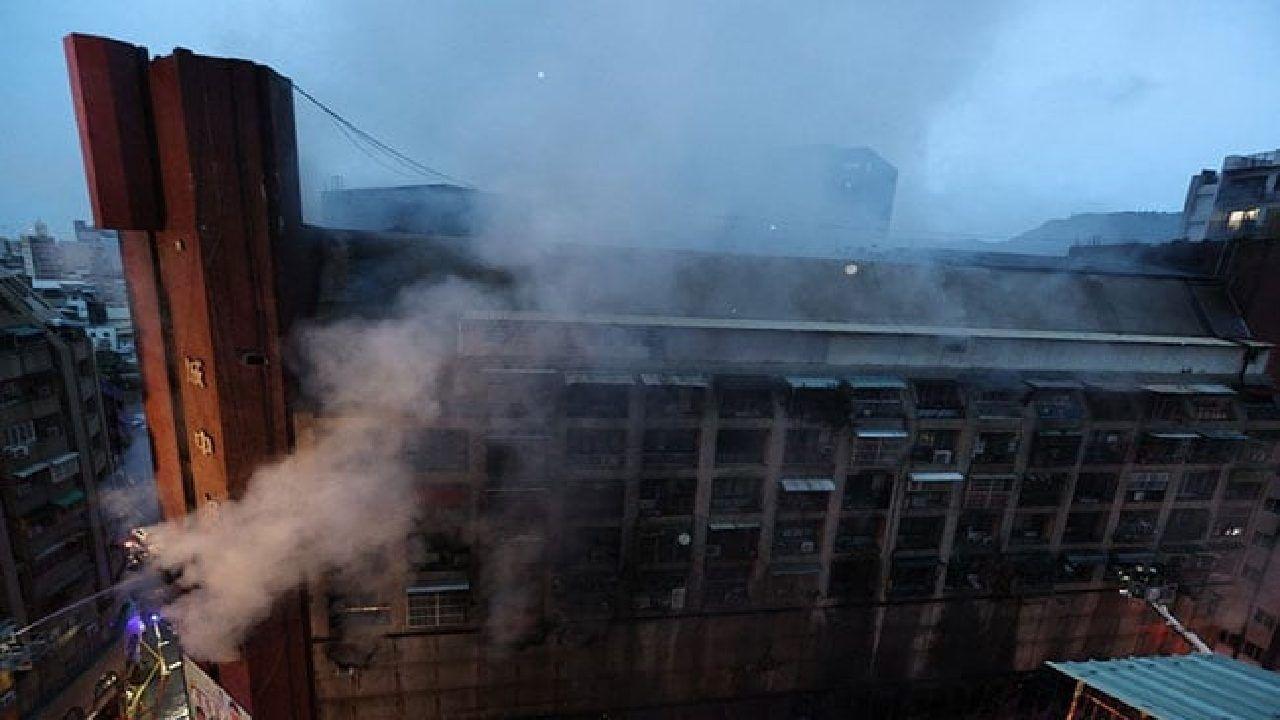Fire Accident: ತೈವಾನ್ನಲ್ಲಿ ಭಾರೀ ಬೆಂಕಿ ದುರಂತ; 46 ಜನ ಸಜೀವ ದಹನ, 41ಕ್ಕೂ ಹೆಚ್ಚು ಮಂದಿಗೆ ಗಾಯ