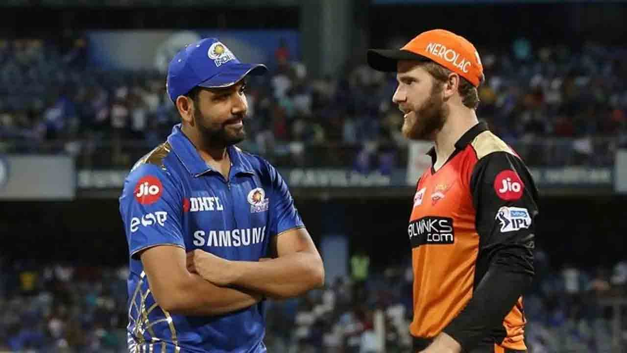 IPL 2021, MI vs SRH: ಐಪಿಎಲ್ನಲ್ಲಿಂದು ಒಂದೇ ಸಮಯದಲ್ಲಿ ಎರಡು ಪಂದ್ಯ: ಮುಂಬೈ-ಎಸ್ಆರ್ಹೆಚ್ ಪಂದ್ಯದ ಮೇಲೆ ಎಲ್ಲರ ಕಣ್ಣು