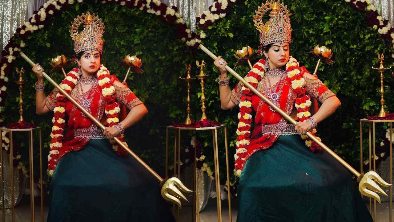 ಸೋಶಿಯಲ್ ಮೀಡಿಯಾದಲ್ಲಿ ಸಂಜನಾ ಗಲ್ರಾನಿ ಆ್ಯಕ್ಟೀವ್ ಆಗಿದ್ದಾರೆ. ಇನ್ಸ್ಟಾಗ್ರಾಮ್ನಲ್ಲಿ ಅವರನ್ನು 11 ಲಕ್ಷಕ್ಕೂ ಅಧಿಕ ಮಂದಿ ಫಾಲೋ ಮಾಡುತ್ತಿದ್ದಾರೆ. ಸಾವಿರಾರು ಜನರು ಈ ಫೋಟೋಗಳನ್ನು ಲೈಕ್ ಮಾಡಿದ್ದಾರೆ.