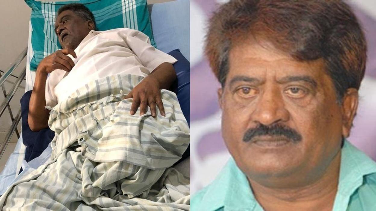ಐಸಿಯುನಲ್ಲಿ ಹಿರಿಯ ನಟ ಸತ್ಯಜಿತ್: ಆರೋಗ್ಯ ಸ್ಥಿತಿ ಗಂಭೀರ | Sandalwood actor Sathyajith admitted to Bowring hospital ICU in Bengaluru | TV9 Kannada