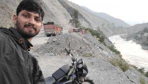 Kshmir To Kanyakumari Bike Ride