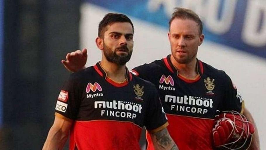 IPL 2021: 2019ರಲ್ಲೇ ಆರ್ಸಿಬಿ ನಾಯಕತ್ವ ಬಿಡುವ ಬಗ್ಗೆ ಡಿವಿಲಿಯರ್ಸ್ ಜೊತೆ ಚರ್ಚಿಸಿದ್ದೆ; ಕಿಂಗ್ ಕೊಹ್ಲಿ